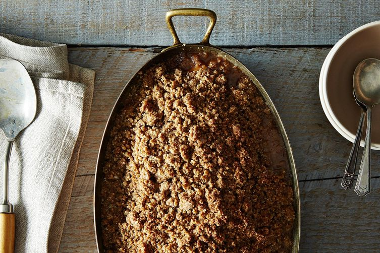 (Gluten-Free!) Apple Crisp Recipe